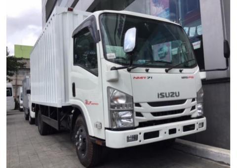 Isuzu NMR 71 Truck CDD Box Tahun 2020 ( Mobil Baru )