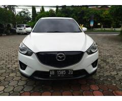 Mazda CX5 GT Matic 2012
