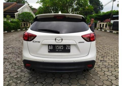 Mazda CX5 GT Matic 2012