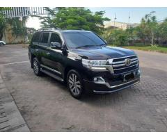 Toyota Land Cruiser VX-R 2019 Diesel Km antikkkk 1500an