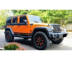 Jeep wrangler renegade 2013 3.6 pentastar Oren perfect