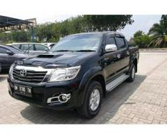 Toyota hilux G double cabil 2014