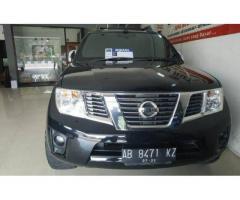Nissan Navara Sport Version 2012