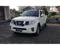 Nissan Navara Sports Version 2012
