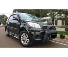 Terios TX Adventure AT 2012 Hitam Good ConditioN