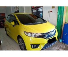 Honda Jazz RS Kuning 2017