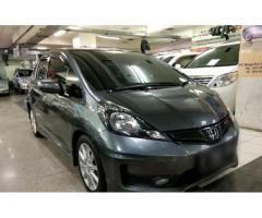 honda-jazz-RS 2013 Matic