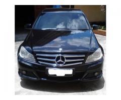 Mercedes Benz C200 CGI 2012 Facelift