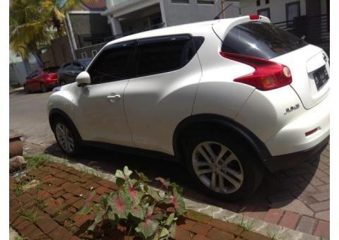 Nissan Juke RX 2012 pmkn 2013 Warna Favorit putih