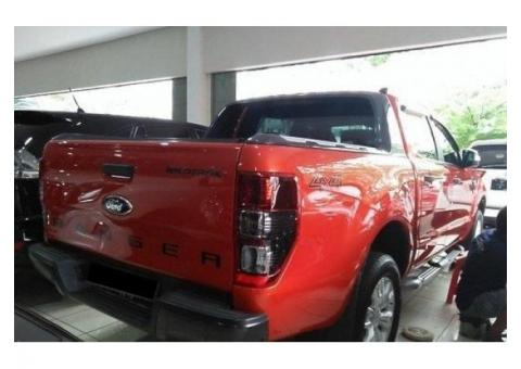 2014 Ford Ranger Wild Track Double Cabin 4x4