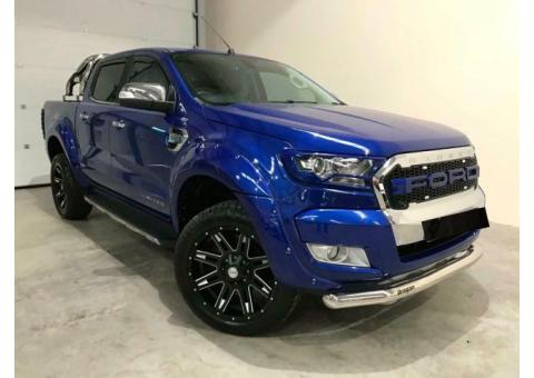 2017 17 Ford Ranger Limited 1 4x4 DCab