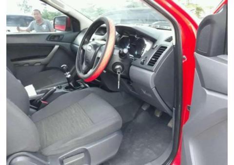 Ford Ranger 2.2 double cabin XLS 4X4 turbo Manual 2014 merah