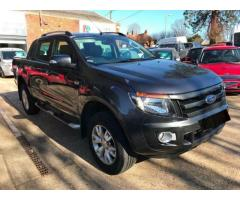 Ford Ranger 2015 Transmission Manual Fuel Diesel AT HITAM