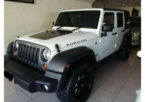Jeep Wrangler 2012 Rubicon