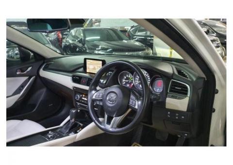 2016 Mazda 6 2.5 L AT
