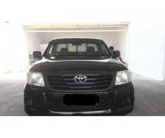 2012 Toyota Hilux 2.5 G Pick-up