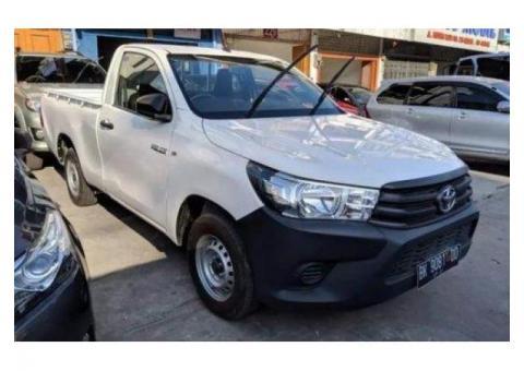 Toyota Hilux 2.0L S-Cab NA 2016