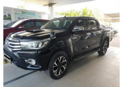 Toyota Hilux V 2016