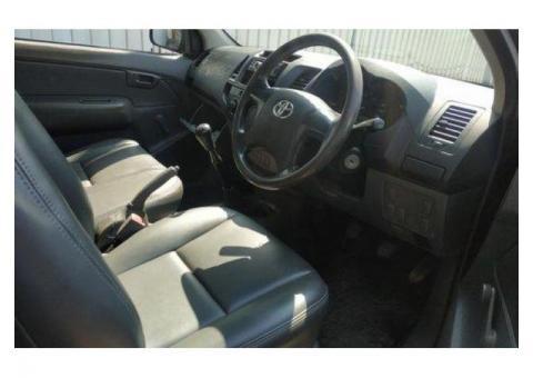 Toyota Hilux 2.0 NA 2014