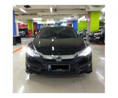 Honda Civic 2018 Hitam
