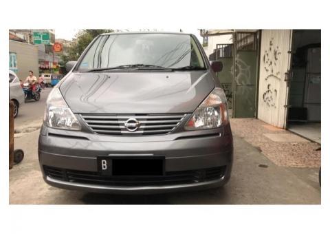 Nissan serena ct 2010 matic istimewa terawat