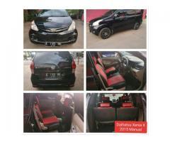 JUAL Daihatsu Xenia 2015 Manual Type X. CP : 081244661238