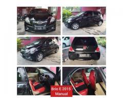 JUAL Honda Brio 2015 Manual Satya E CKD Hub : 081244661238