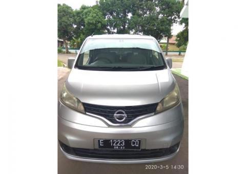 Nissan Evalia 2013 Manual Type SV - CP : 081386248711