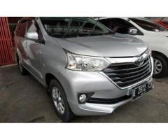 Toyota Avanza G AT 2018