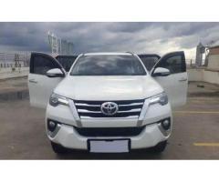 Toyota Fortuner VRZ 2.4 Diesel 2017