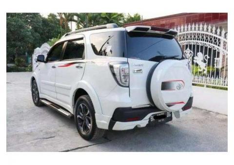 Toyota Rush TRD Sportivo Ultimo 2017