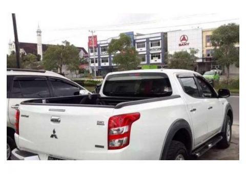 Mitsubishi Triton 2016 EXCEED