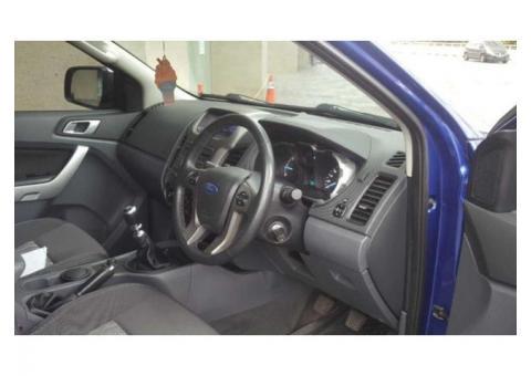Ford Ranger 3.2 XLT Double cabin 2012
