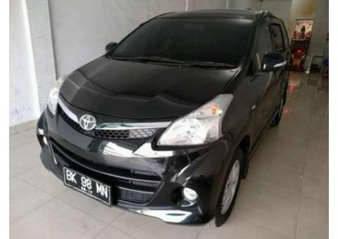 Toyota Avanza VELOZ AT 2013