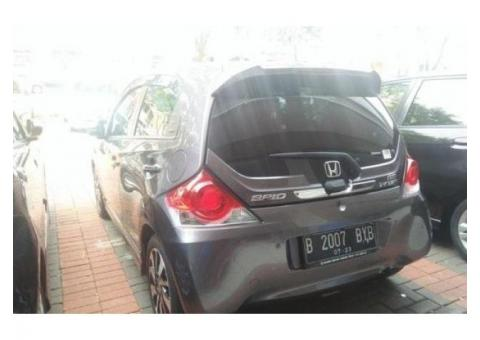 Honda Brio Rs 2018