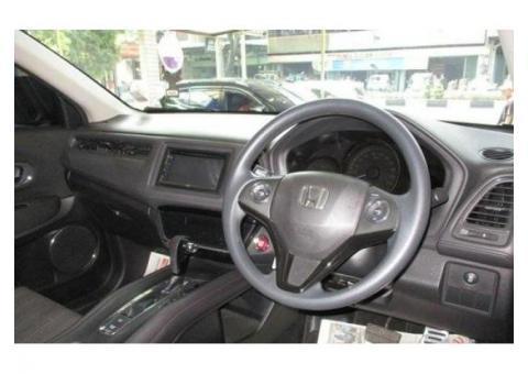 Honda HR-V E cvt  AT 2017