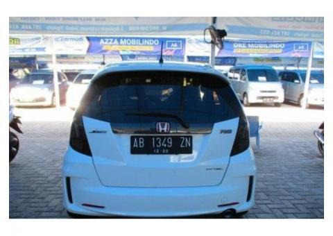 Honda Jazz Rs 2012