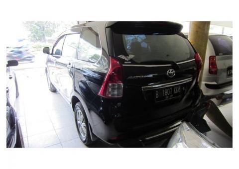 Toyota Avanza G 1 3 2012