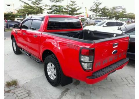Ford Ranger 2.2 double cabin XLS 4X4 turbo Manual 2014