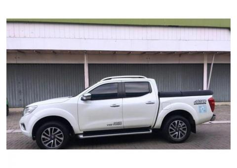 Nissan Navara 4x4 2.5 AT VL VGS Turbo Diesel 2017