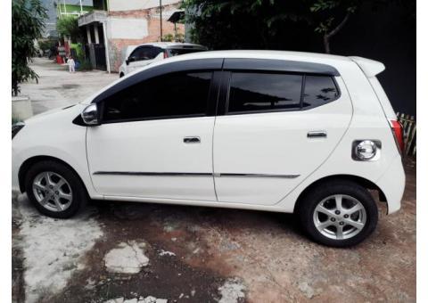Toyota Agya Matic