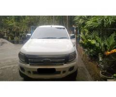 Ford Ranger  MT 2012