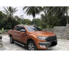 Ford Ranger Wildtrack 4X4 Double Cabin 2015