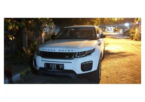 Range Rover Evoque 2.0 Dynamic Luxury 2018