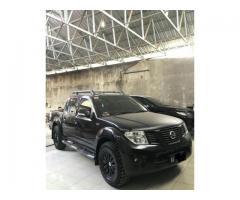 Nissan Navara Double Cabin 2012