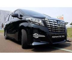 Toyota Alphard G S C Package 2015