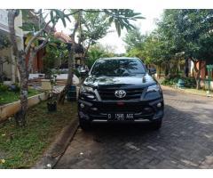 Toyota Fortuner VRZ TRD 2018 Istimewa