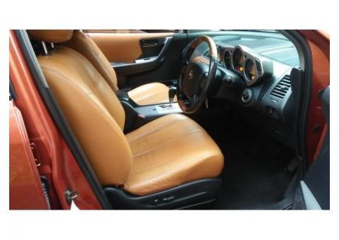 Nissan Murano 3.5 V6 2005 Langka Istimewa