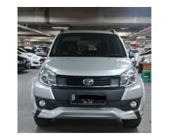 Toyota Rush 2015 Silver