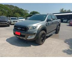 FORD 4WD 3.2 AT DOUBLE CAB ORANGE 2018 –